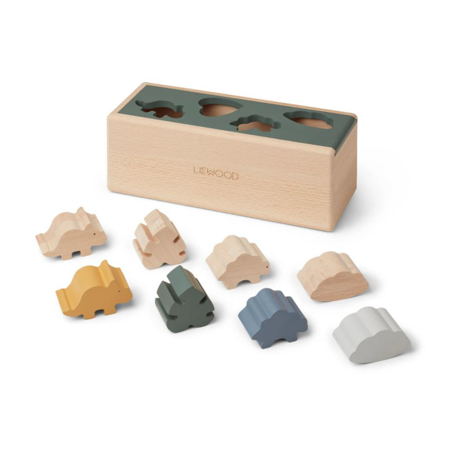 Liewood® Puzzle Box Dino Mix