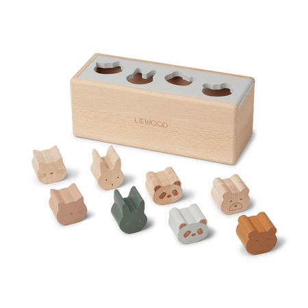 Liewood® Puzzle Box Midas Classic Mix