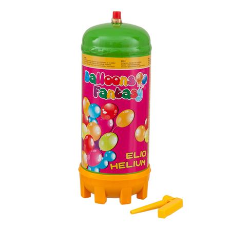 Bombola elio per palloncini 1,8 L