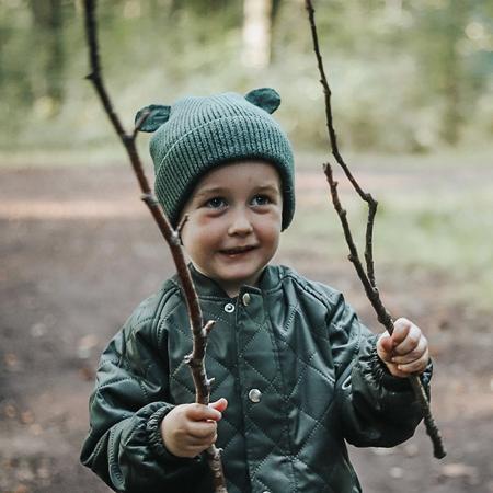 Immagine di Liewood® Cappello invernale Gina Hunter Green