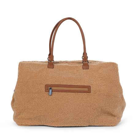 Immagine di Childhome® Borsa fasciatoio Mommy Bag Teddy Beige