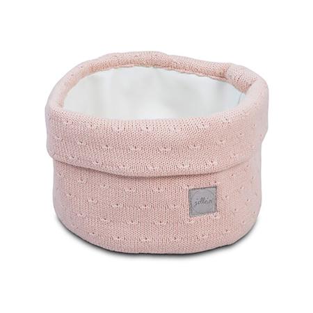Immagine di Jollein® Contenitore River Knit Creamy Peach