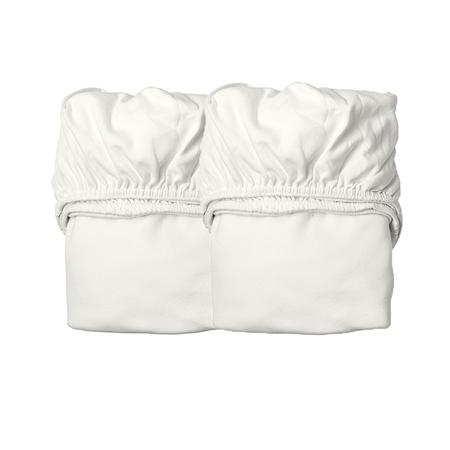 Immagine di Leander® Lenzuolo Junior 2 pezzi 60x140 Snow