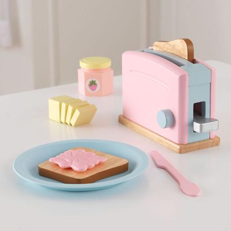 KidKraft® Set Tostapane Pastel