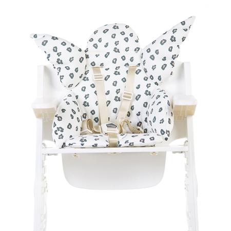 Childhome® Cuscino universale per la sedia Jersey Leopard