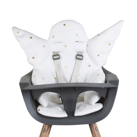 Immagine di Childhome® Cuscino universale per la sedia Jersey Gold Dots