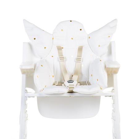 Childhome® Cuscino universale per la sedia Jersey Gold Dots