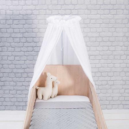Jollein® Baldacchino per il lettino Vintage White