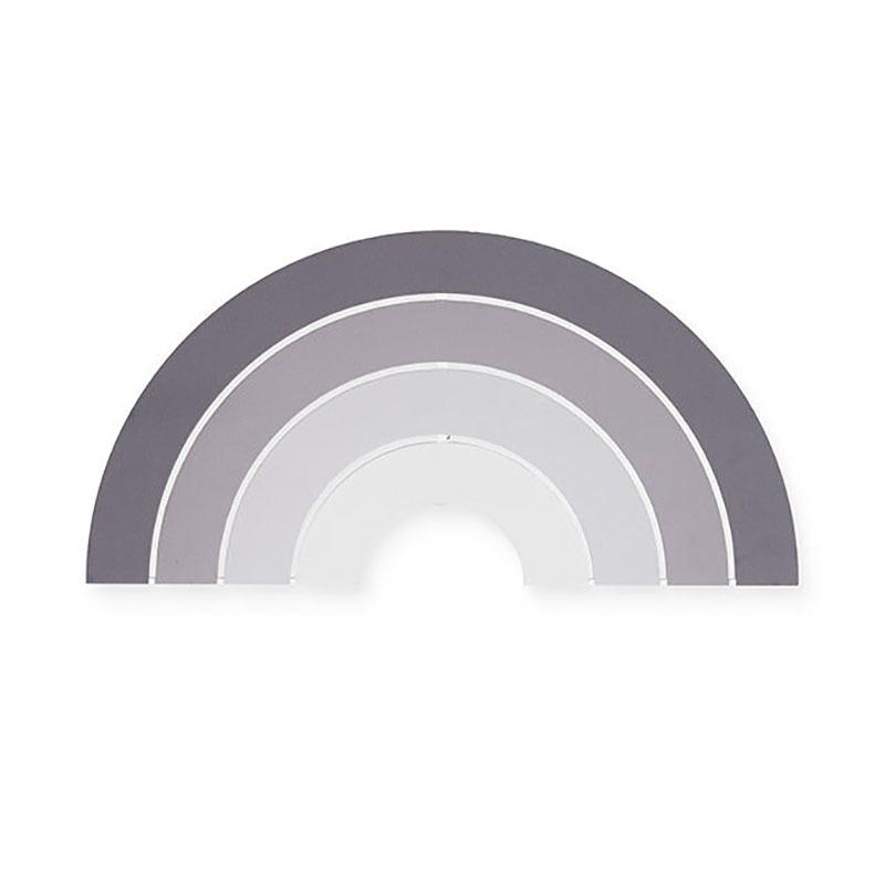 Immagine di Jollein® Lampada da parete Rainbow Grey