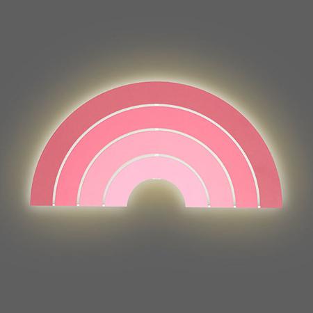 Jollein® Lampada da parete Rainbow Blush Pink