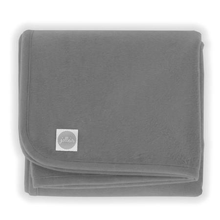 Jollein® Coperta Dark Grey 75x100