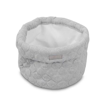 Immagine di Jollein® Contenitore River Knit Soft Grey