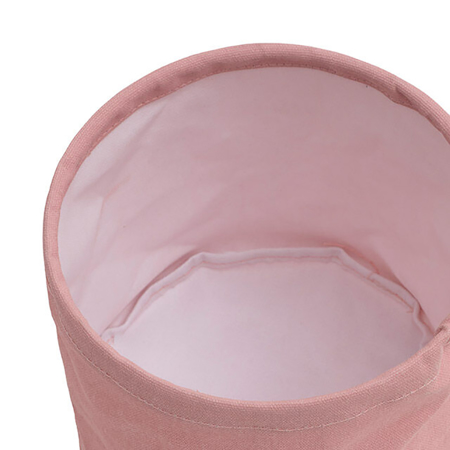 Jollein® Contenitore Canvas Rainbow Blush Pink