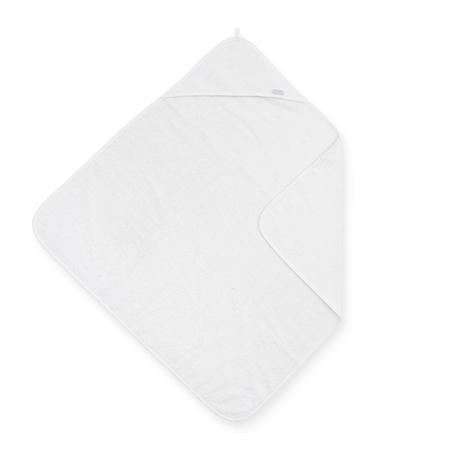 Immagine di Jollein® Asciugamano con cappuccio White 75x75