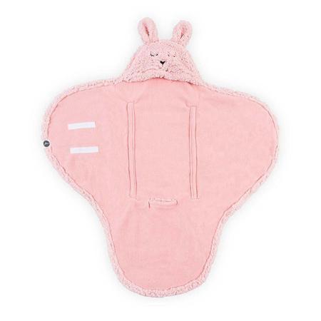 Immagine di Jollein® Copertina per neonati Bunny Pink 105x100