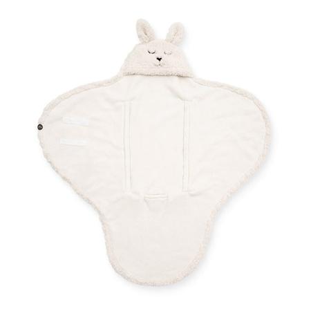Immagine di Jollein® Jollein® Copertina per neonati Bunny Off White 105x100