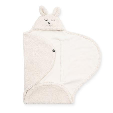 Jollein® Copertina per neonati Bunny Off White 105x100