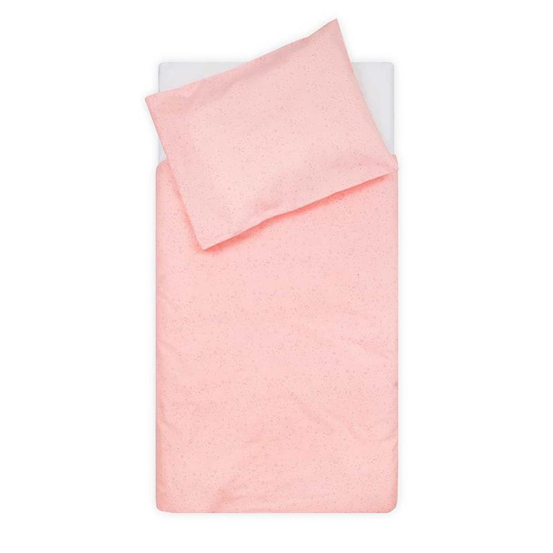 Immagine di Jollein® Biancheria da letto per bambini Blush Pink 140x100