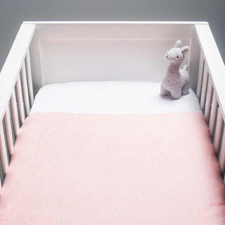 Jollein® Biancheria da letto per bambini Blush Pink 140x100