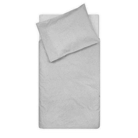 Immagine di Jollein® Biancheria da letto per bambini Mist Grey 140x100