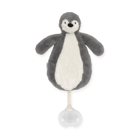 Immagine di Jollein® Portaciuccio  Penguin Storm Grey
