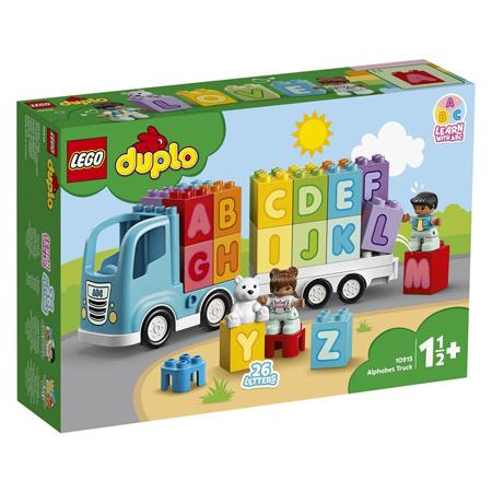 Lego® Duplo Camion dell'alfabeto