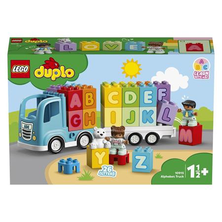 Immagine di Lego® Duplo Camion dell'alfabeto