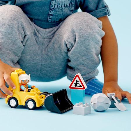 Immagine di Lego® Duplo Bulldozer