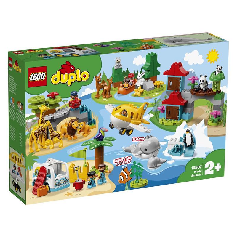 Immagine di Lego® Duplo Animali del mondo