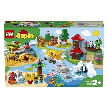Lego® Duplo Animali del mondo