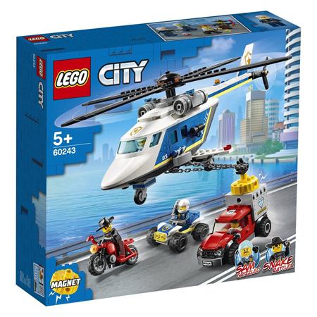 Immagine di Lego® City Inseguimento in elicottero della polizia