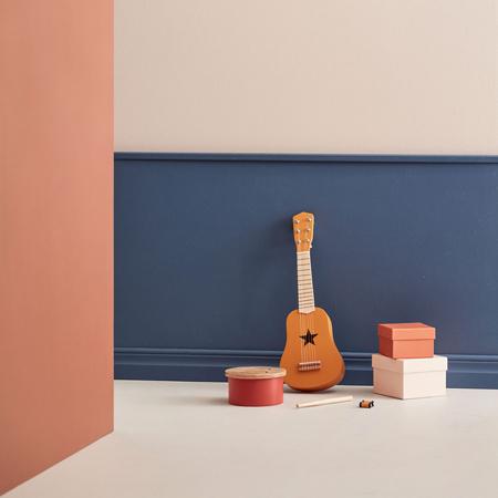 Immagine di Kids Concept® Chitarra in legno Yellow