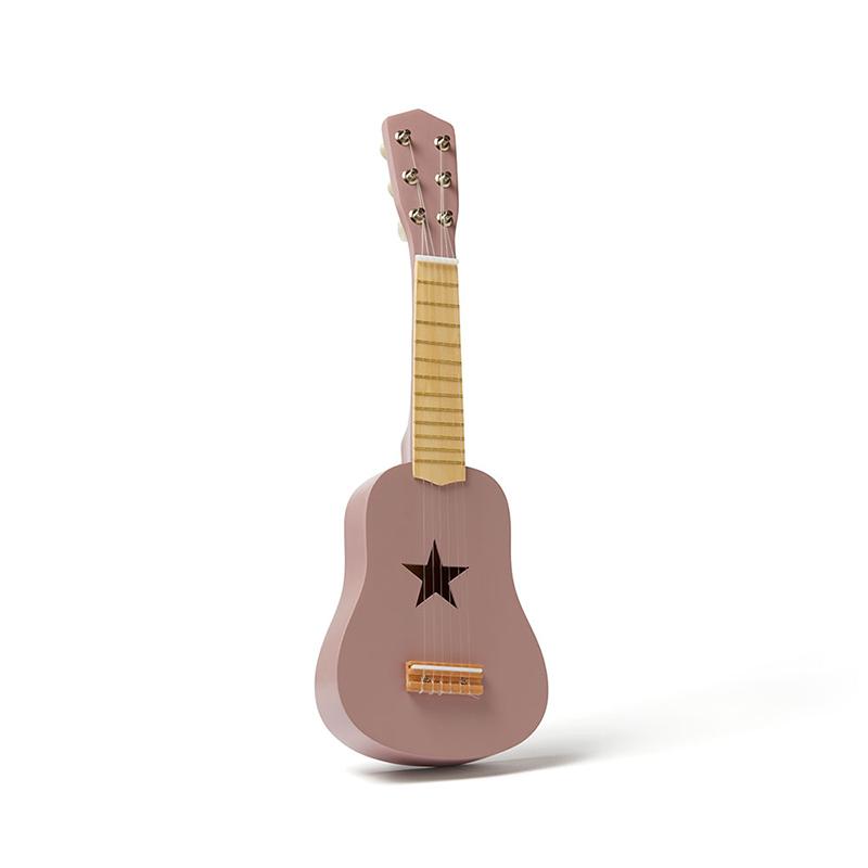 Immagine di Kids Concept® Chitarra in legno Lilac