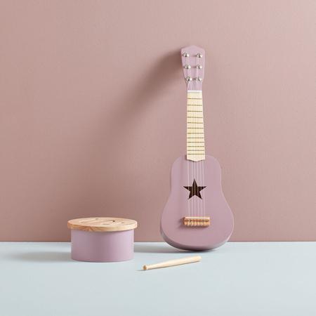 Kids Concept® Chitarra in legno Lilac