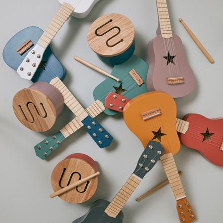 Immagine di Kids Concept® Mini tamburo Red