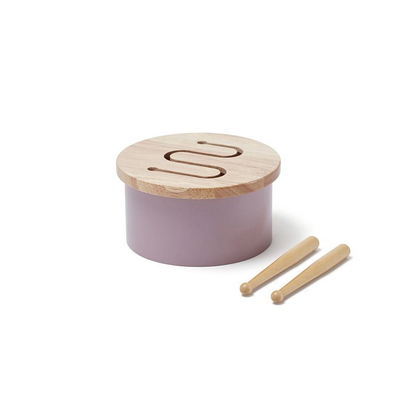 Immagine di Kids Concept® Mini tamburo Lilac