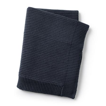 Immagine di Elodie Details® Coperta di lana Juniper Blue 70x100