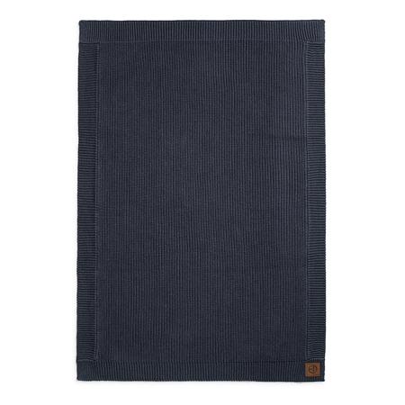 Elodie Details® Coperta di lana Juniper Blue 70x100