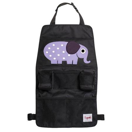 3Sprouts® Organizzatore per sedile auto Elefante