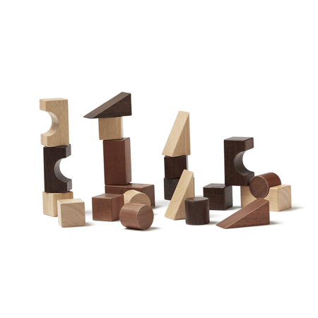 Kids Concept® Cubi di legno da assemblare Neo
