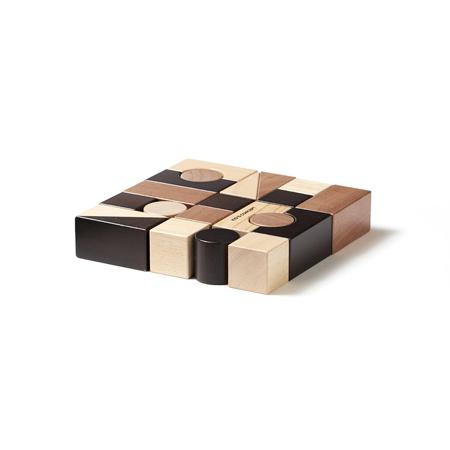 Immagine di Kids Concept® Cubi di legno da assemblare Neo