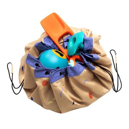 Immagine di Play&Go® Sacco Portagiochi e Tappeto Surf