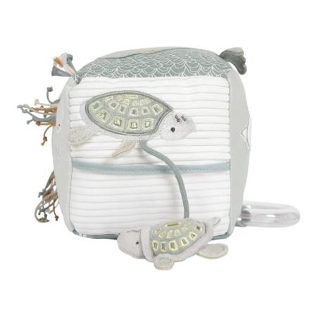 Immagine di Little Dutch® Cubo sensoriale Kit Ocean Mint