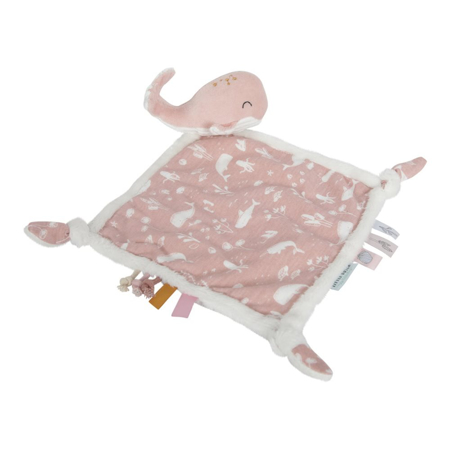 Immagine di Little Dutch®Doudou balena Ocean Pink