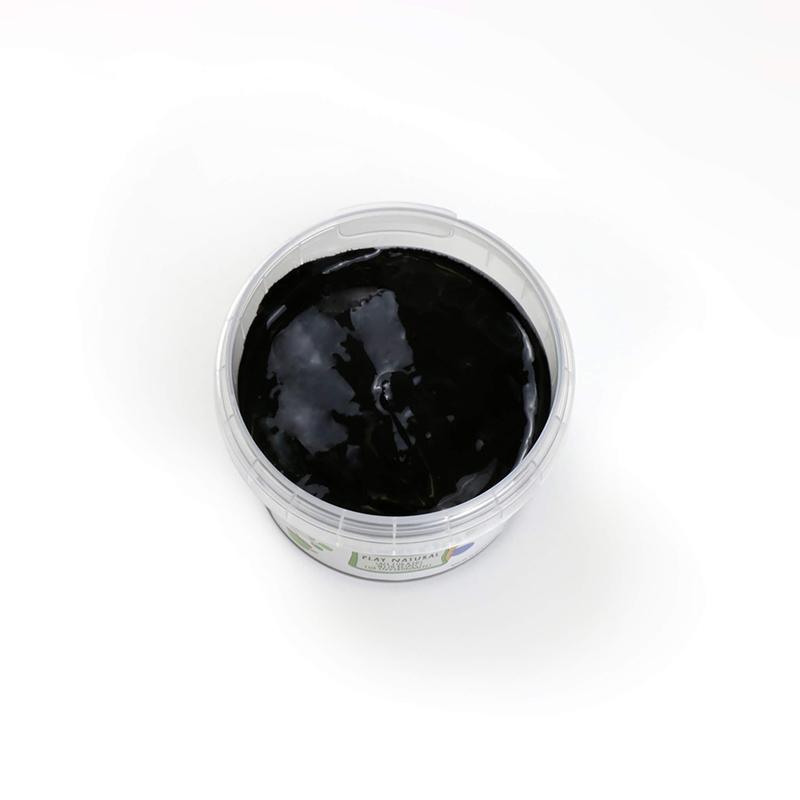 Immagine di Neogrün® Colore a dita 120g Black