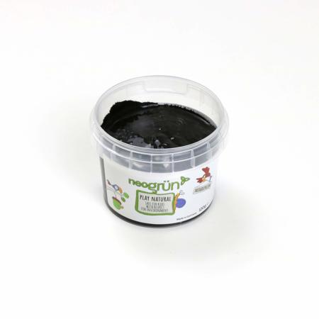 Neogrün® Colore a dita 120g Black
