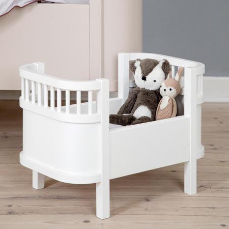 Sebra® Lettino per bambole Classic White