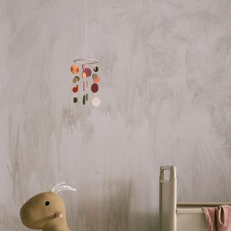 Immagine di Kids Concept®  Giostra in legno Orange