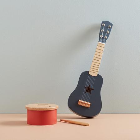 Kids Concept® Chitarra in legno Grey