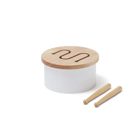 Immagine di Kids Concept®  Mini tamburo White